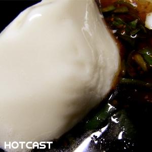 とろとろに溶かして湯豆腐 #374