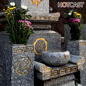 お墓のこと、考えてますか? #505