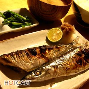 秋刀魚の美味しい焼き方 #460