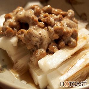 ネバネバをネバネバ〜に食べたい #495