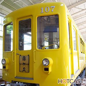通勤電車の楽しみ #499