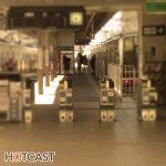 電車でトキメキ体験 #597