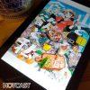 アウトドアとグルメと漫画 #695