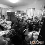 ゴミ部屋の果て #737
